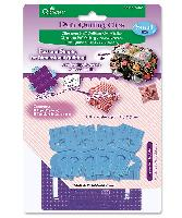 Clips pour puff quilting, petite taille
