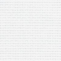 Coupon Aïda Brod Star 5.5 pts/cm, 40 X 45 cm, coloris Blanc