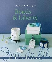 Boutis & Liberty, livre broderie