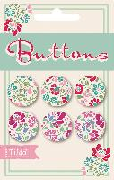 Boutons Tilda Cottage Collection, 20 mm