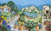 Douce Provence, canevas Margot de Paris