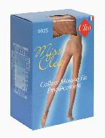 Collant Mousse Fin Miss Cléa Clio, 15 Deniers, 5 coloris