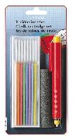 Crayons craie porte mine + taille crayon Hoechstmass