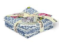 Fat Quarter Fenton House, Tissu Gütermann, assortiment de 5 coupons