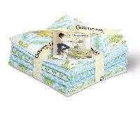 Fat Quarter Notting Hill, Tissu Gütermann, assortiment de 5 coupons