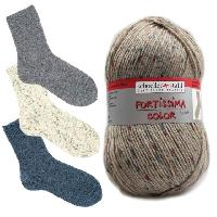 Fortissima Color Tweed, 150 g, 375 M,  5 pelotes
