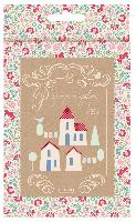 Gabarits Tilda Cottage Collection pour appliqués Village