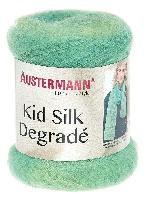 Kid Silk Dégradé Austermann, 50 g, 425 M, 5 pelotes