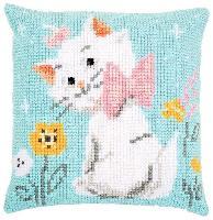 Aristochats, kit coussin canevas Vervaco