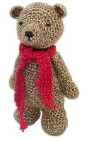 Bobbi l Ours, kit crochet HardiCraft