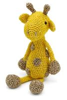 George le Girafon, kit crochet HardiCraft
