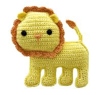 Luca le Lion, kit crochet HardiCraft