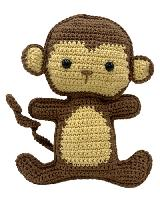 Morris le Singe, kit crochet HardiCraft