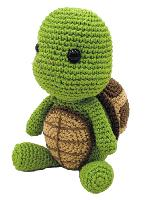 Siem la Tortue, kit crochet HardiCraft