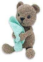 Tibbe l Ours, kit crochet HardiCraft