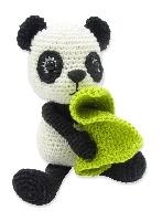Tom le Panda, kit crochet HardiCraft