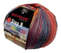 STEP 6 Irish Rainbow, 150 g, 375 M, 5 pelotes