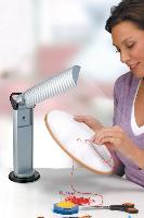 Lampe portative twist Daylight blanche
