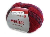 MERIBEL COLOR, 50 g, 90 M, 10 pelotes