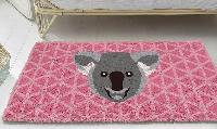 Koala, kit tapis point noué Smyrnalaine, 100 X 50 cm
