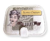 Trousse secret de couture Bohin, 4 coloris